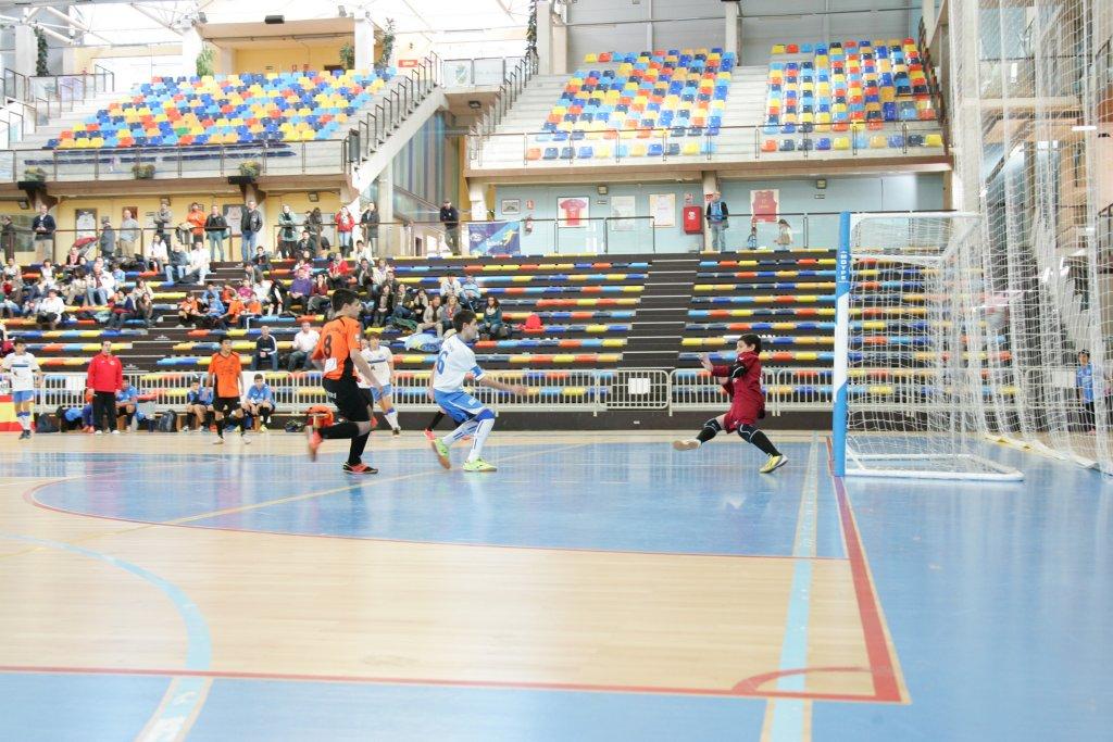 José Antonio consigue el 1-1 en la Final