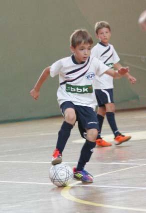 Jorge en uno de sus primeros partidos con la camiseta de Moprisala