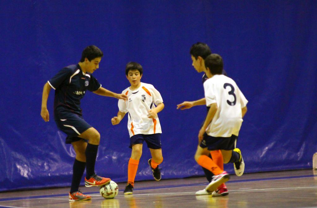 Martín anotó 3 de los goles